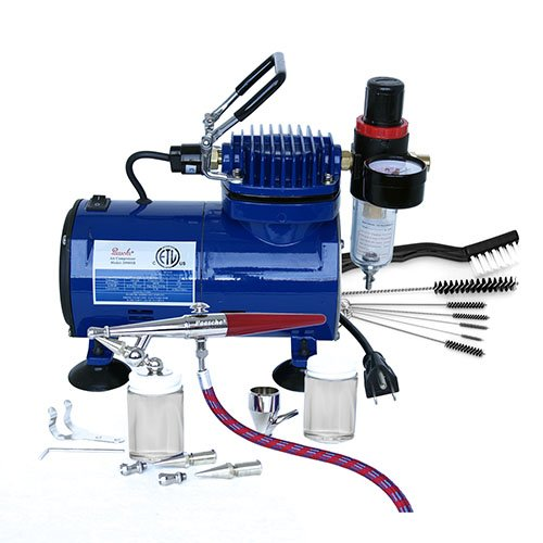 Paasche H-100D Single Action Airbrush Compressor