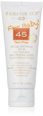 Best Sunscreens for Babies' Reviews