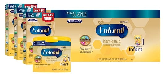 best formula milk for babies 6 12 months