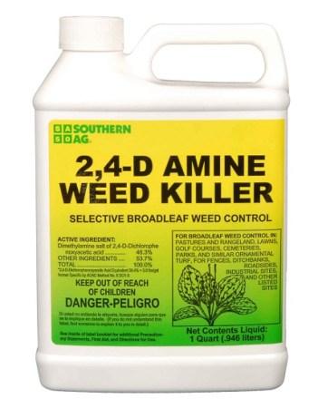 Top 10 Best Weed Killers