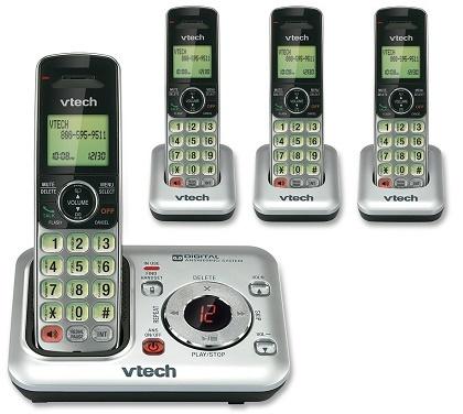 Hassle-Free Cordless Phones
