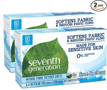 Best Smelling Dryer Sheets