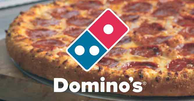 Domino's pizza, grootste pizzabezorger ter wereld