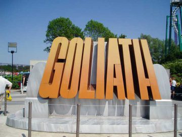 Attractieoverzicht beste attracties Walibi Holland