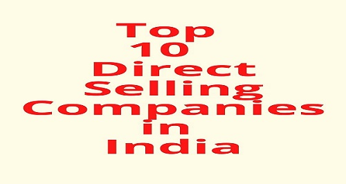 Top 10 Best Direct Selling Companies in India