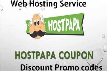 احصل على خصم استضافة HostPapa