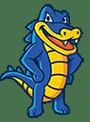 HostGator's mascot: Snappy