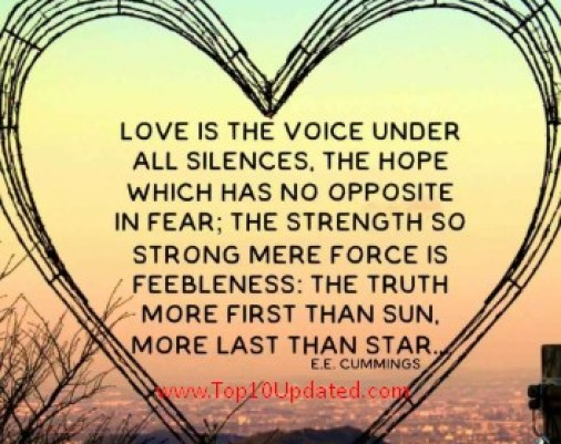 Inspirational Lovers Romantic Love Quotes Sayings