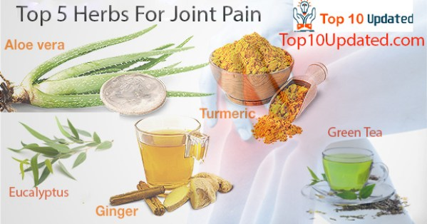 Top Five Best Joint Pain Herbs Healthy Tips – Top 10 Updated
