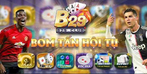 game doi thuong hay b29