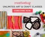 Creativebug Promo Codes