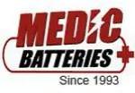 Medic Batteries Promo Codes