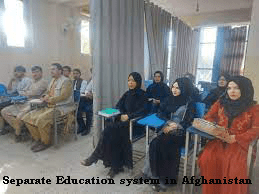 Explanations after a fake tweet from a Kabul University student