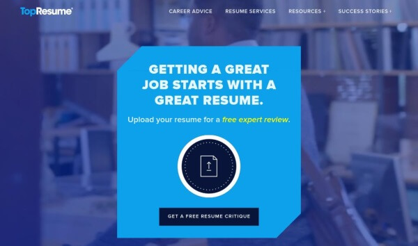Top 20 Resume Writing Services of 2018 Your personal writer will help you create a modern resume  based on your  career story and meeting all the high standards of your industry