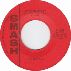 joe-dowell-wooden-heart-1961