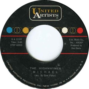 the-highwaymen-michael-1960