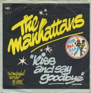 the-manhattans-kiss-and-say-goodbye-cbs-2