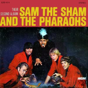 Sam The Sham & The Pharoahs