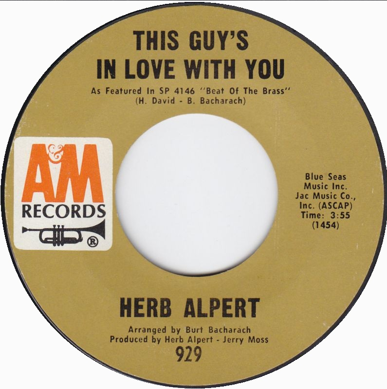 All US Top 40 Singles For 1968