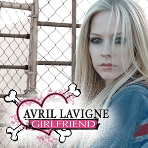 033 Avril Lavigne Girlfriend
