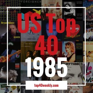 US Top 40 1985 Product Image Cover