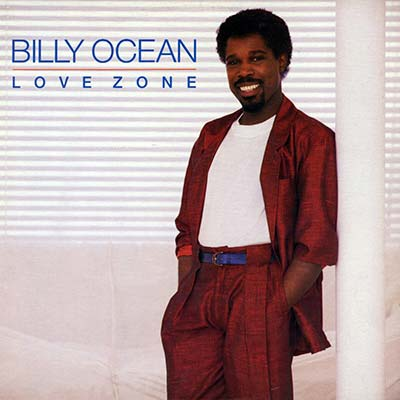 Billy Ocean Love Zone record cover