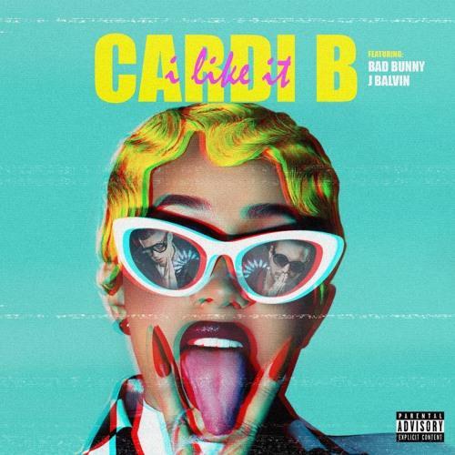 I like It - Cardi B, Bad Bunny & J Balvin Album Cover