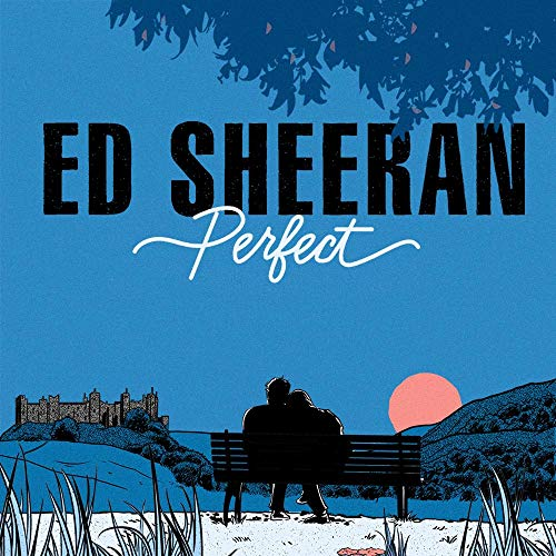 Perfect - Ed Sheeran duet with Beyonce Album Cover