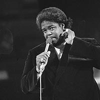 Barry White in Amsterdam February 1974