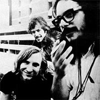 Promo picture of The James Gang for Billboard, September 12, 1970