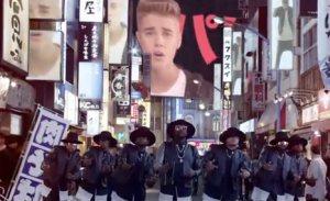 Bieber a Will I. Am.