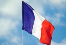 Francúzska vlajka na Facebooku