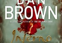 Inferno a Dan Brown