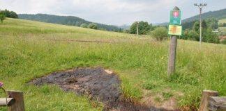 Ropný prameň v Korni, © zaujimavosti.net