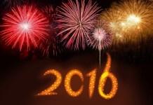 2016 šťastný nový rok