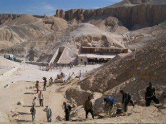 Egyptian Grave