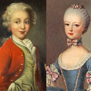 Mozart Mary Antoinette