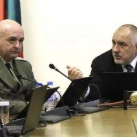 Борисов с невероятна шега към шефа на ВМА ВИДЕО