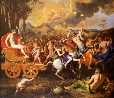 #5 The triumph of the Bacchus (1635/36)