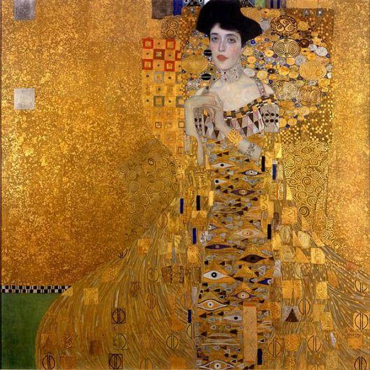 #5 Gustav Klimt Masterpieces!