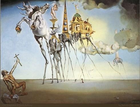 #1 Salvador Dalì Masterpieces!