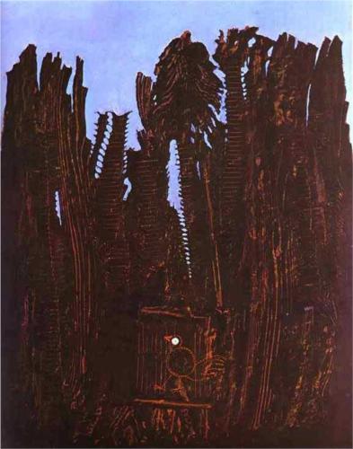 #3 Max Ernst Forests!