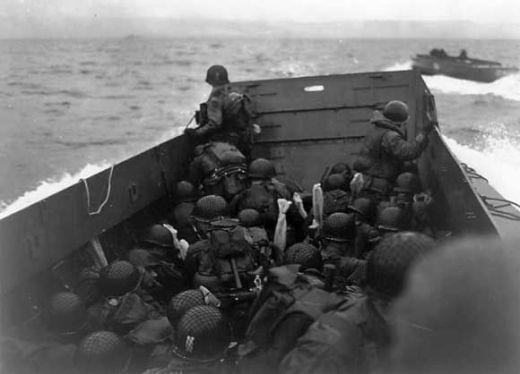 #5 Robert Capa D-Day Shots!