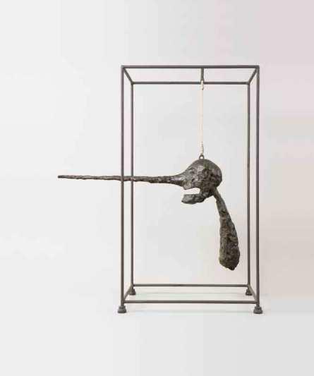#3 Alberto Giacometti Sculptures!