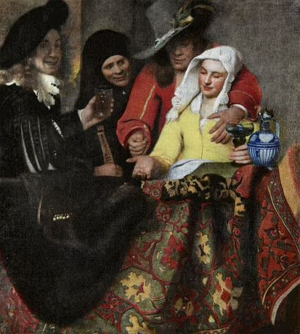 #4 Jan Vermeer Masterpieces!