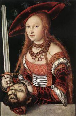 #1 Lucas Cranach Beheadings!