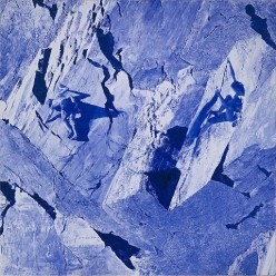 #5 Mark Tansey Blue Masterpiece!