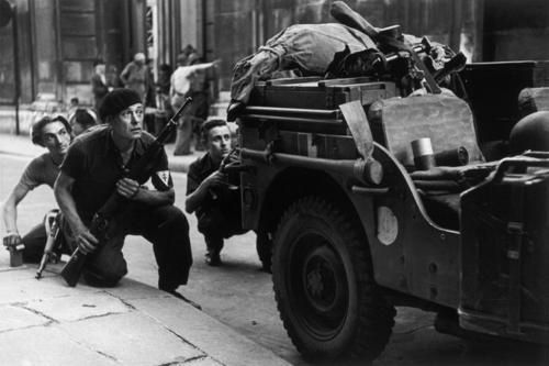 #5 Paris Liberation Shots!
