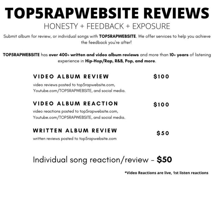 Music Submissions Spotify Hip-Hop playlists