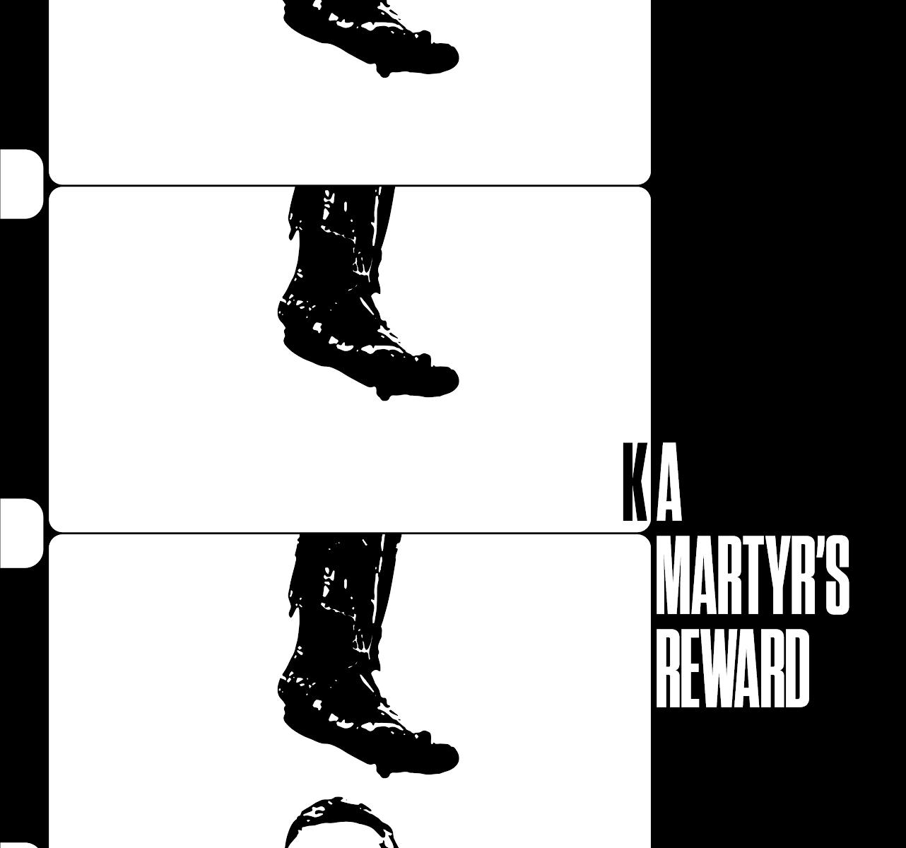 ka a martyrs reward review album cover